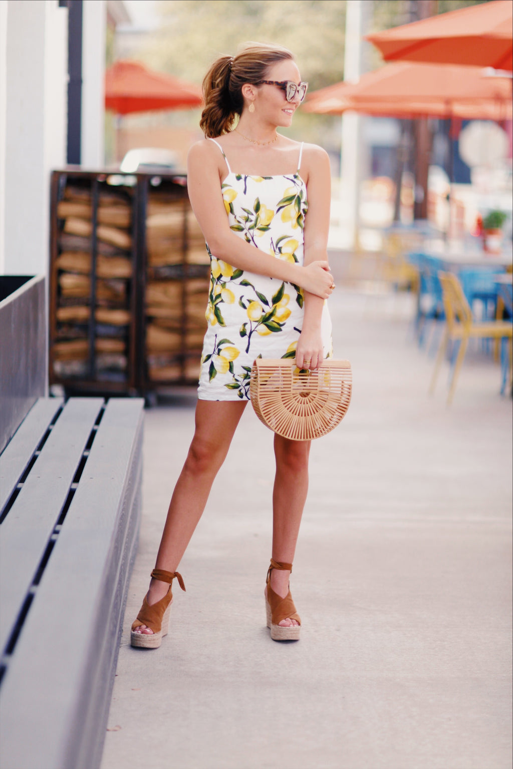 Lemon-drop Dress