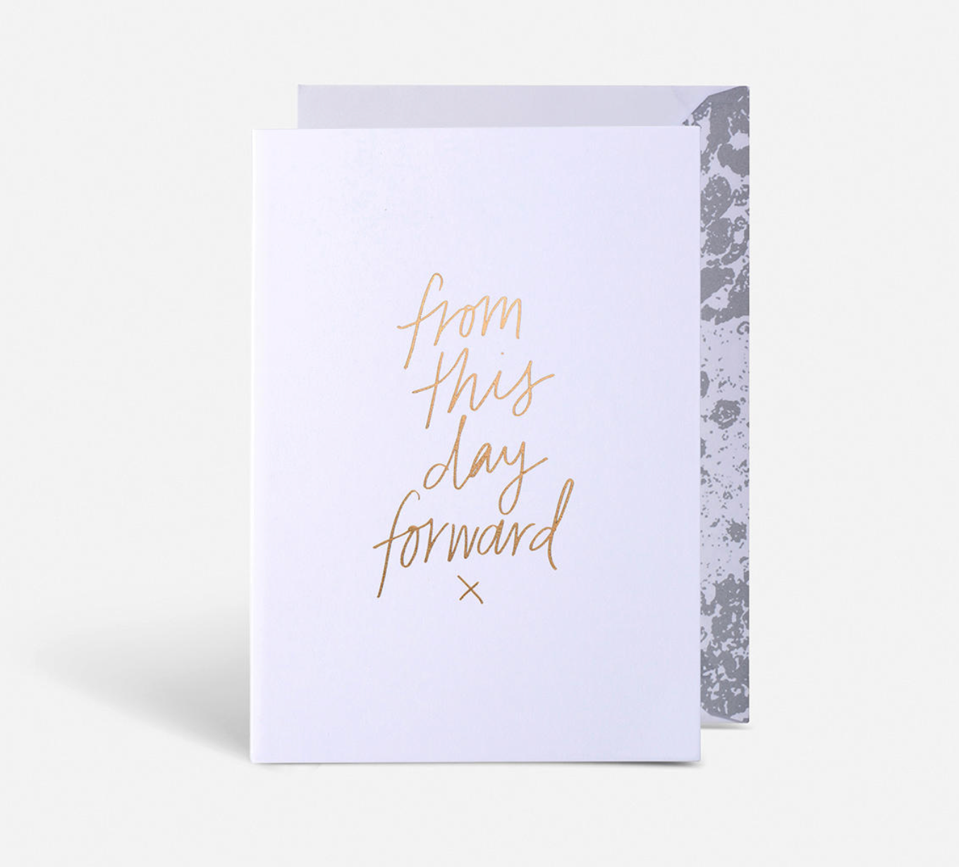 This day forward card