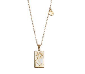 Zodiac Necklace – Gemini