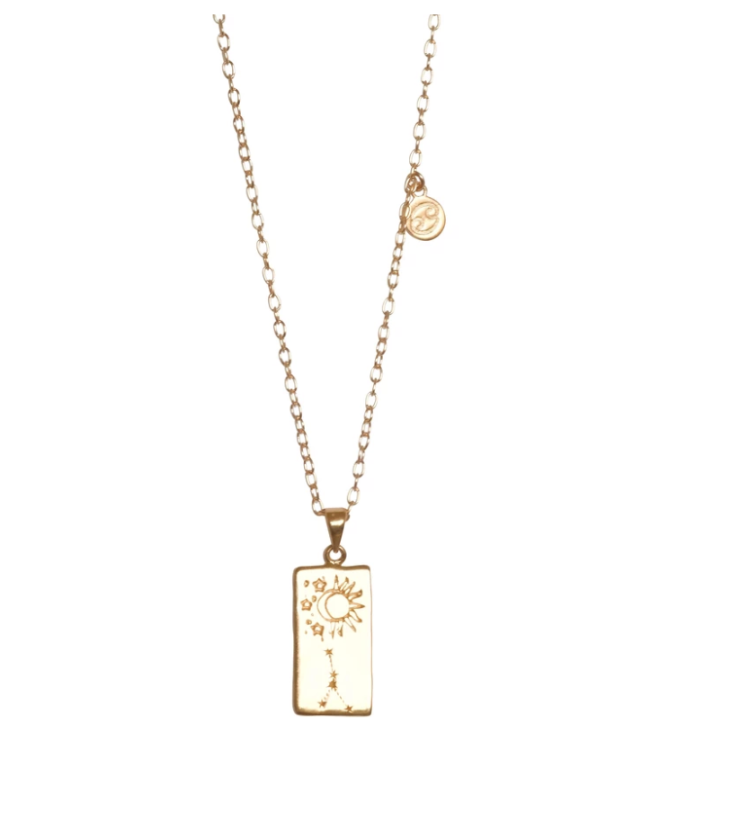 Zodiac Necklace – Cancer