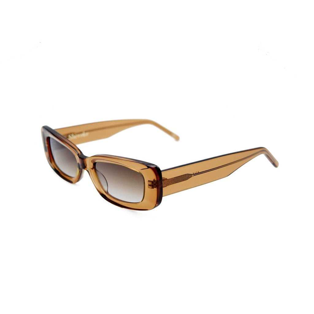 Shevoke Norm sunglasses crystal brown