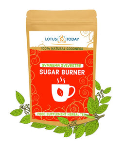 Lotus today Gymnema sylvestre tea| Sugar Burner Herbal tea 21 tea bags