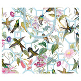 Hummingbird Trellis Large Gift Bag - 1 Each