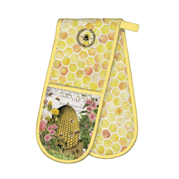 Honey & Clover Double Oven Glove