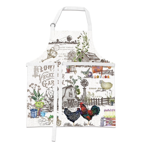Country Life Apron