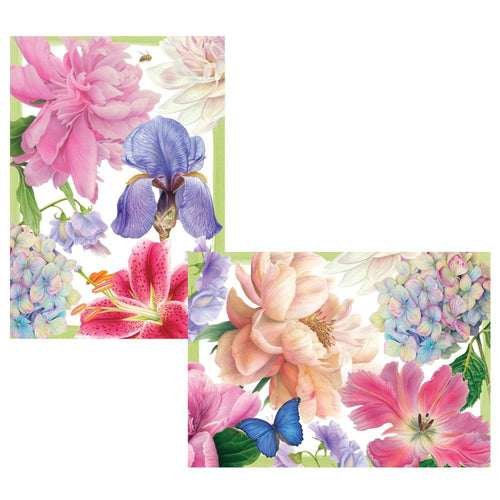Chelsea Garden Boxed Note Cards - 8 Note Cards & 8 Envelopes