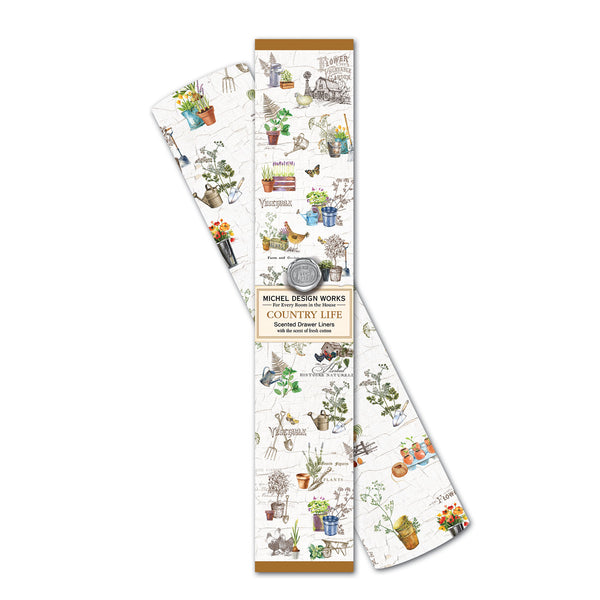 Country Life Scented Drawer Liners