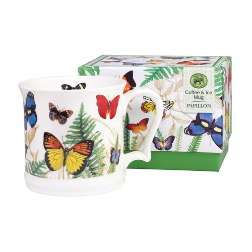 Papillon Coffee & Tea Mug