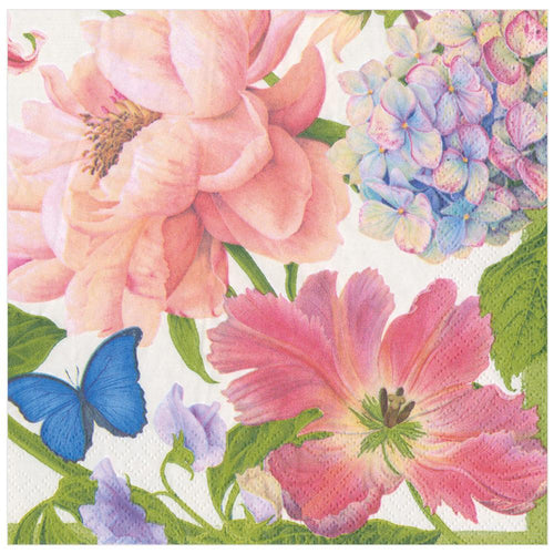 Chelsea Garden Paper Dinner Napkins - 20 Per Package
