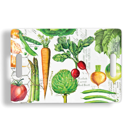 Vegetable Kingdom Retangular Tray
