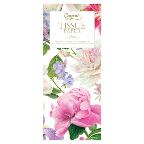 Chelsea Garden Tissue Paper - 4 Sheets Included