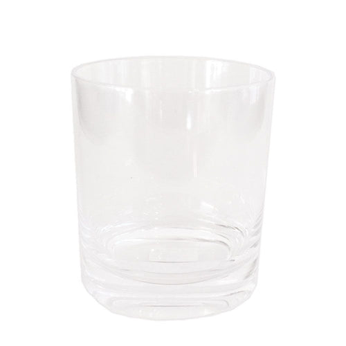 Acrylic 14oz On the Rocks Highball Glass in Crystal Clear - 1 Each