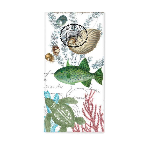 Sea Life Pocket Tissues