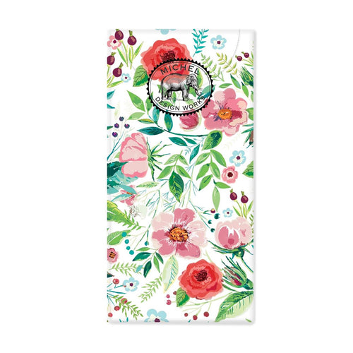 Wild Berry Blossom Pocket Tissues