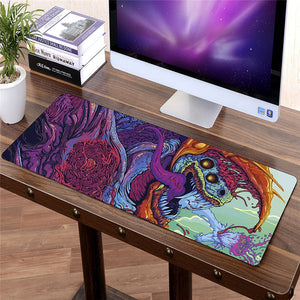 Cool Looking Large Mouse Pad (4 Designs)