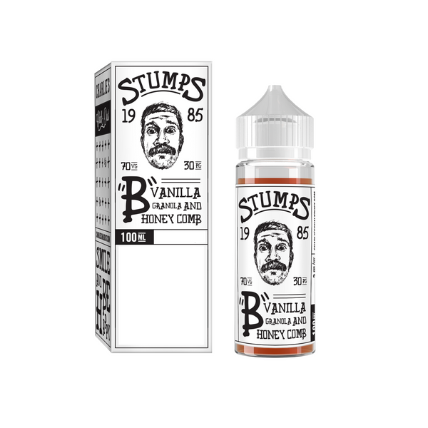 Charlie's Chalk Dust STUMPS B, Ejuice, VapeBeta, Australia