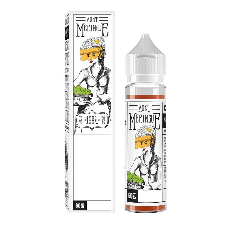 Charlies Chalk Dust Aunt Meringue, Ejuice, VapeBeta, Australia
