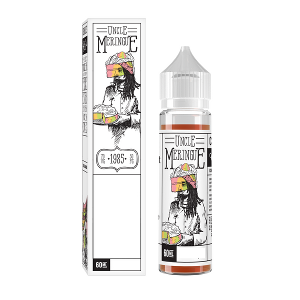 Charlies Chalk Dust Uncle Meringue, Ejuice, VapeBeta, Australia