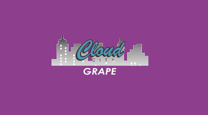 CloudCity Ejuice Grape, Ejuice, VapeBeta, Australia