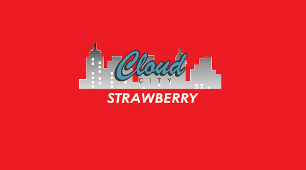 CloudCity Ejuice StrawBerry, Ejuice, VapeBeta, Australia