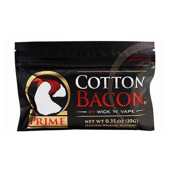 Cotton Bacon Prime, Accessories, VapeBeta, Australia