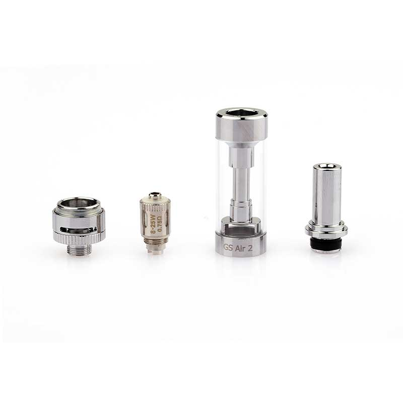 Eleaf GS-Air 2 Dual Coil Airflow Adjustable Atomizer - 2ml, Tanks, VapeBeta, Australia