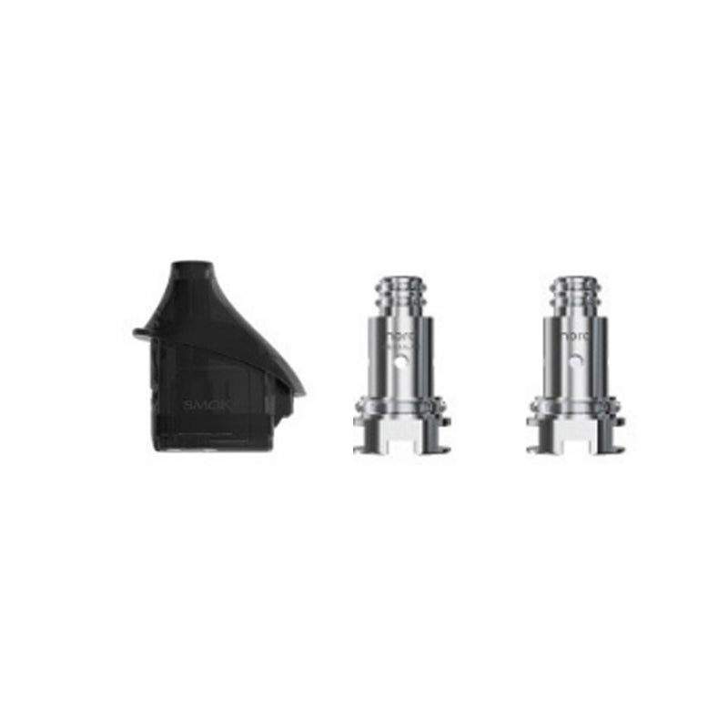 SMOK Nord Cube Replacement Pod Cartridge 4.5ml 1pc/pack, POD, VapeBeta, Australia