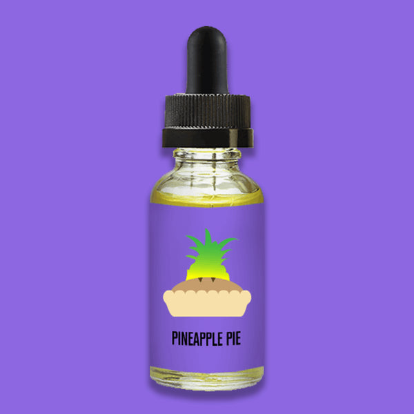Sydney Vape Co. Pineapple Pie, Ejuice, VapeBeta, Australia