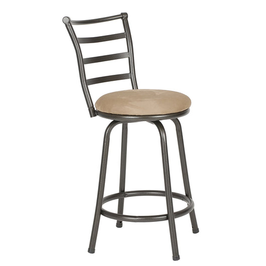 Cool Bar Stool Adjustable Counter Height Furniture Swivel Round Pabps2019 Chair Design Images Pabps2019Com