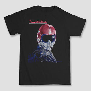 Thunderbird's Helmet Head T-shirt
