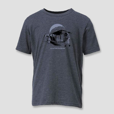 Youth Astronaut/ Airplane T-shirt