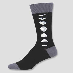 Men's Moon Phases Socks