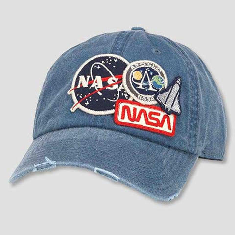 NASA Iconic Snapback Hat