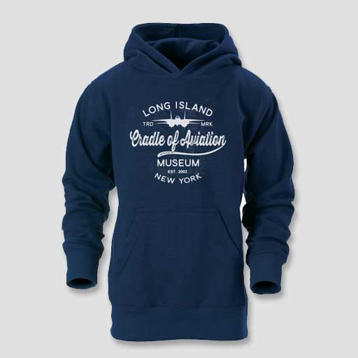 Cradle of Aviation Museum Youth Hoodie