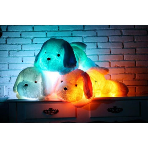 50cm Glowing Dog Plush Toys - Stuffed Animals & Plush Toys