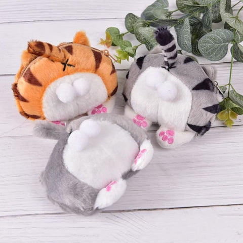 Cute Cat Butt Purse - Purse and Bags