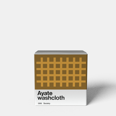 006 Ayate Washcloth