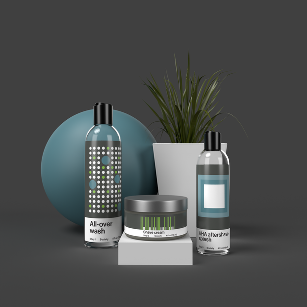 3 Step Skincare Bundle