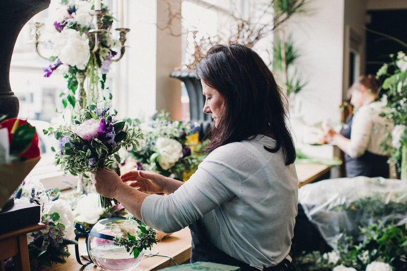 Spring 1 week Introduction to Professional Floristry, Starting Monday 6th April 2020