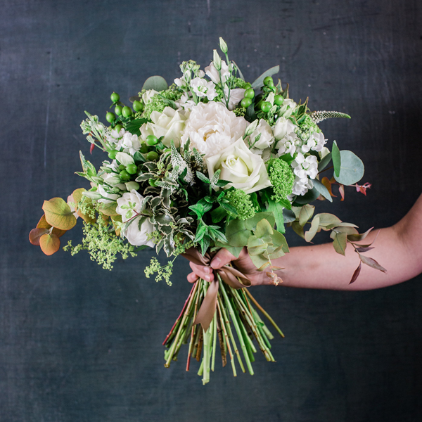 The Seasonal Handtied Bouquet, Various Dates