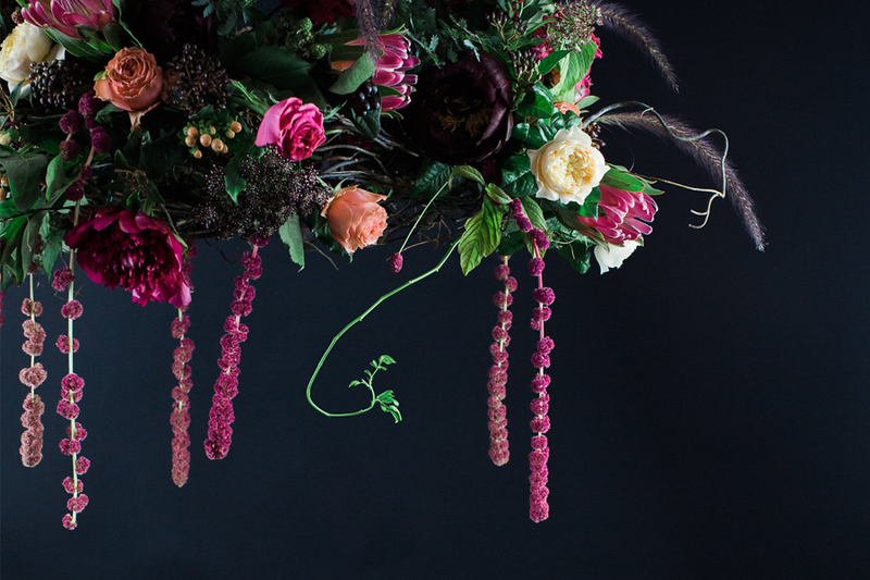 Floral Chandeliers, Thursday 11th June 2020