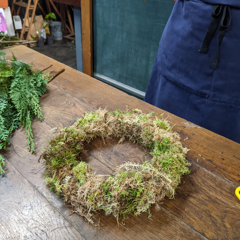 The Festive Wreath DIY Kit