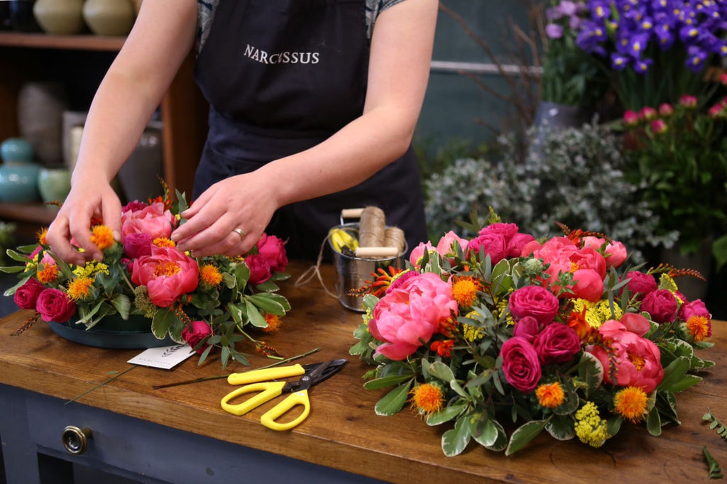 Summer Taster to Professional Floristry Friday 31st July 2020