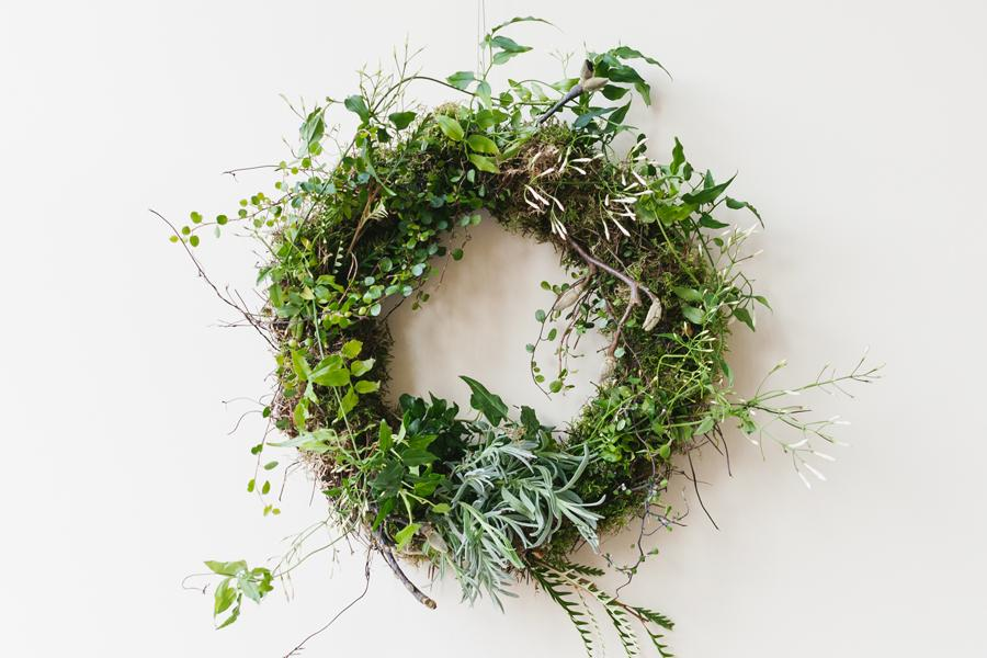 The Living Wreath, Thursday 16th April 2020