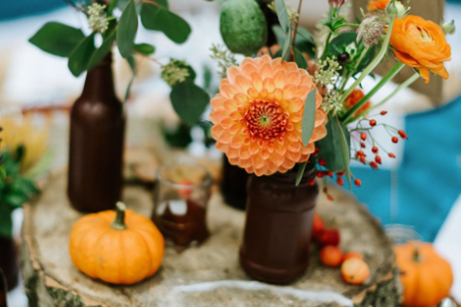 Thanksgiving Flowers for the Home, TBC 2019