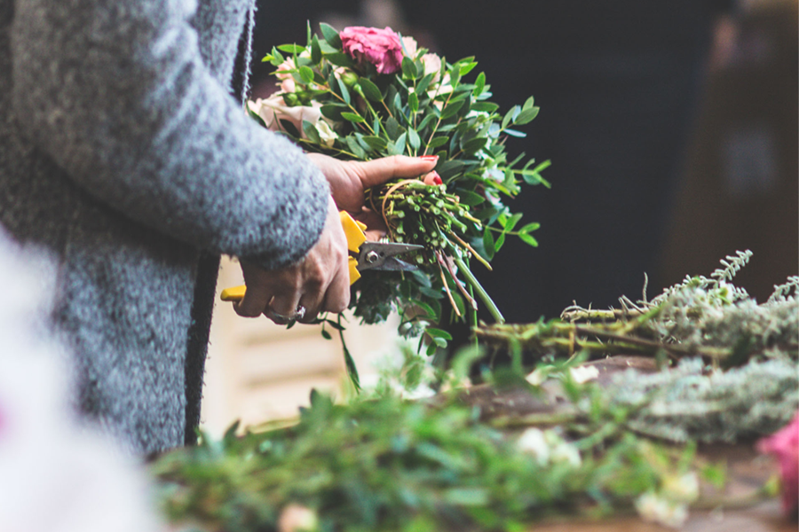 Winter Taster to Professional Floristry, Friday 31st January 2020