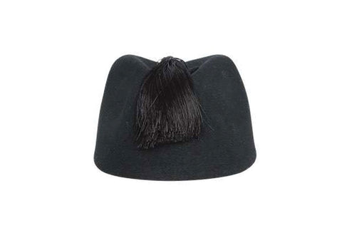 Abu Baba Chechia Wool Felt Hat | Ophelie Hats Shop Custom Hats Montreal Canada