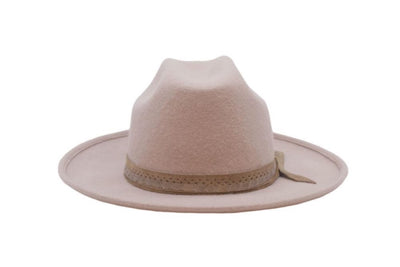Calamity Jane Wool Felt Hat