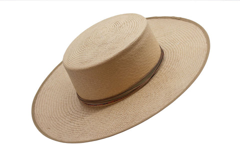 High Noon Panama Straw Hat