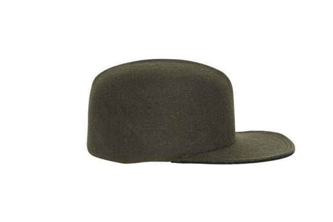 Pedigree Vertabral Wool Felt Hat | Ophelie Hats Shop Custom Made Felt Hats Montréal Canada